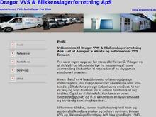 Dragør VVS og Blikkenslagerforretning ApS